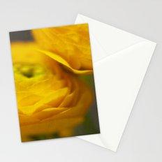 Soft Ranunculus Stationery Cards