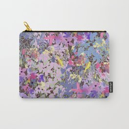 Lavender Meadow Carry-All Pouch