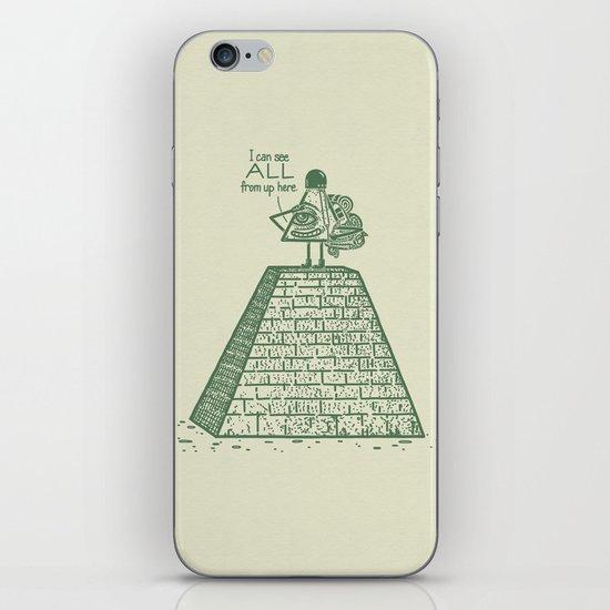 I See ALL iPhone & iPod Skin