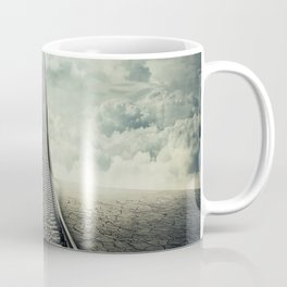 railroad to door Coffee Mug