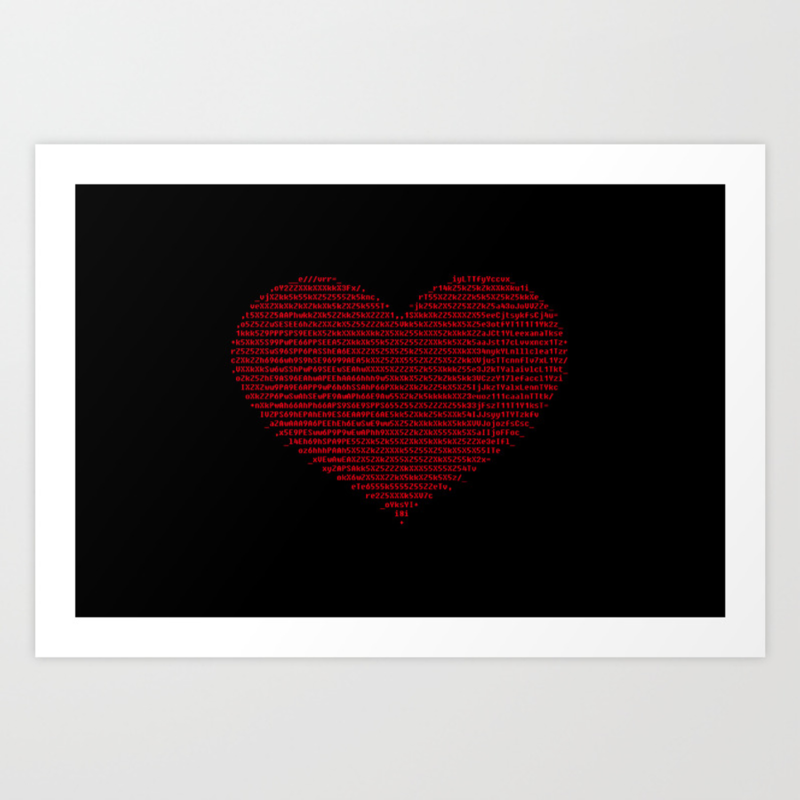 Hearth ascii Insert ASCII