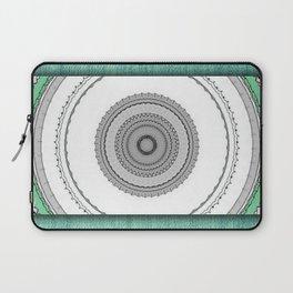 Green West Laptop Sleeve