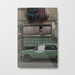 Old Cairo Metal Print