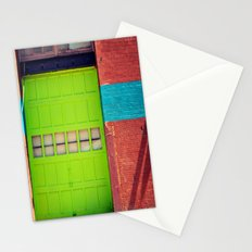 Loading Bay Stationery Cards