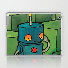 Robot - Self Destrukt Laptop & iPad Skin