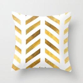 oro2 Throw Pillow