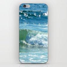 Waves Breaking iPhone & iPod Skin