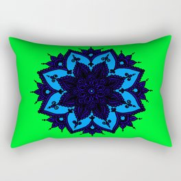 Kids Mandala Anahata Rectangular Pillow