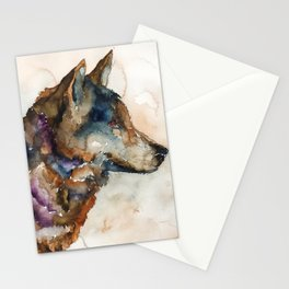 WOLF#1 Stationery Cards