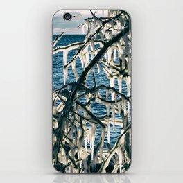 Icy Art iPhone Skin