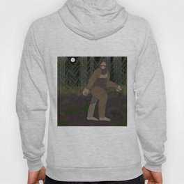 Bigfoot in the Forest Hoody