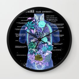 INSIDE invert Wall Clock