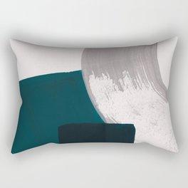 minimalist painting 02 Rectangular Pillow