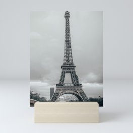 Eiffel Tower in Paris Mini Art Print
