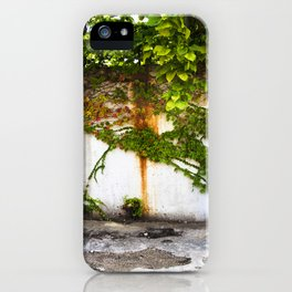 Impermanence #2  iPhone Case