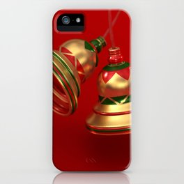 Ding Dong iPhone Case