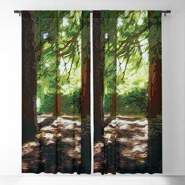 Enchanted Grove Blackout Curtain