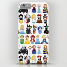 Kokeshis Fairy tales (new version) iPhone 6 Plus Slim Case