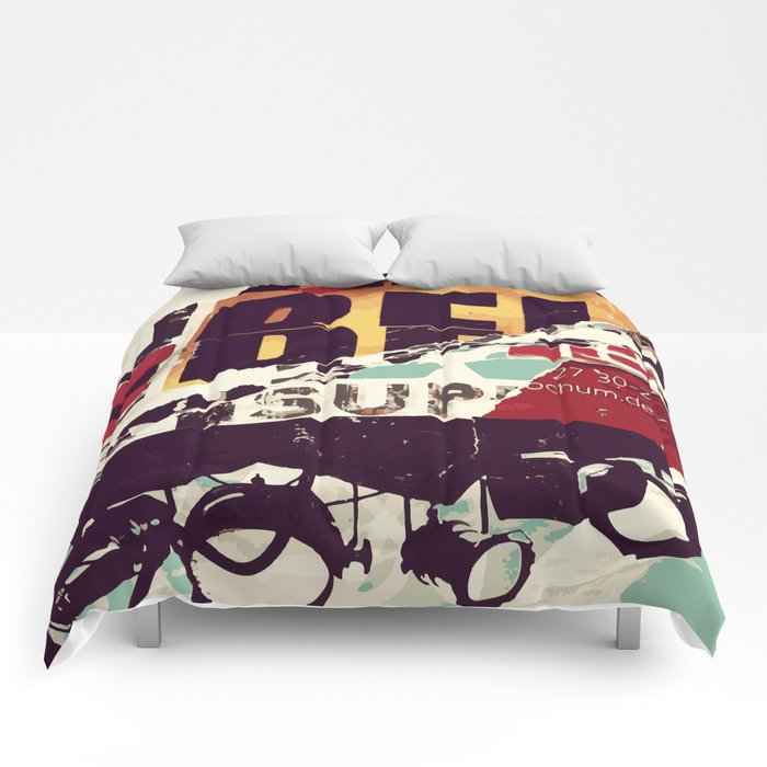 Be Sup Lights Comforters