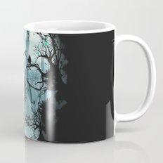 Dark Forest Skull Mug