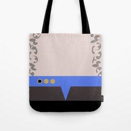 Jadzia Dax - Minimalist Star Trek DS9 Deep Space Nine - startrek - Trektangle - Trektangles Tote Bag