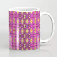 ornate Mugs featuring Ornate by Ingrid Padilla