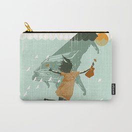 WATER DREAM Carry-All Pouch