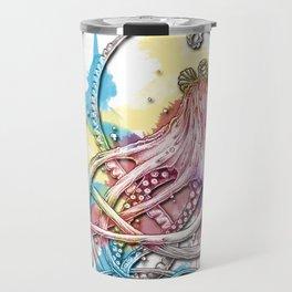 Octopus Ink Travel Mug