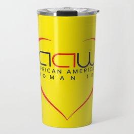 AAW101 Yellow Travel Mug