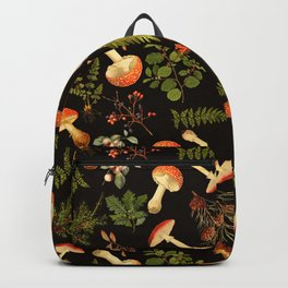 Vintage & Shabby Chic - Night Forest Garden Backpack