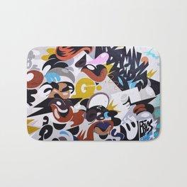 Street Art 1 Bath Mat
