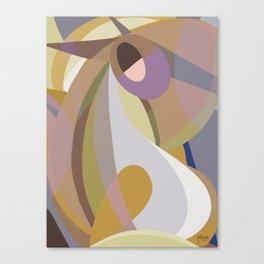 Shapes of Bob Canvas Print