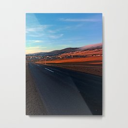 Find my way home | landscape photography Metal Print