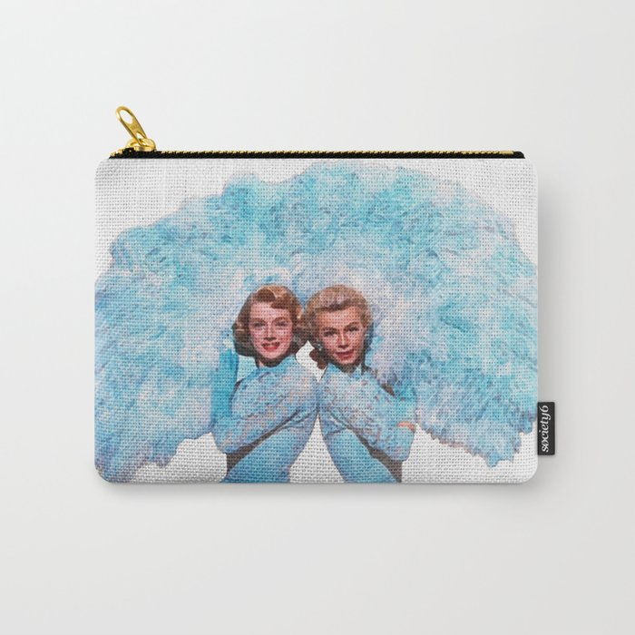 Sisters - White Christmas - Watercolor Tasche