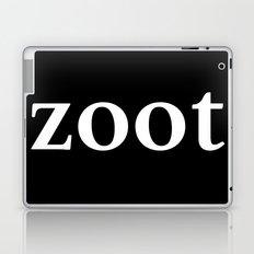 Zoot - inverse edition Laptop & iPad Skin