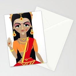 mata Parvati Stationery Cards
