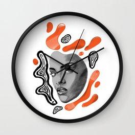 Robyn Fenty Wall Clock