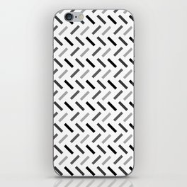 Wonky Rectangles iPhone Skin