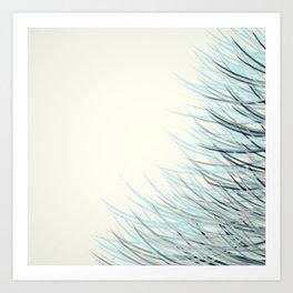 OCEAN BREEZE PRINT Art Print