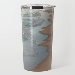 Beach Views- Byron Bay, Australia Travel Mug