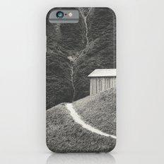 HILLSIDE HUT iPhone 6 Slim Case