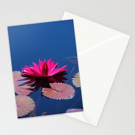 A Soldier in Solitude- vertical Stationery Cards