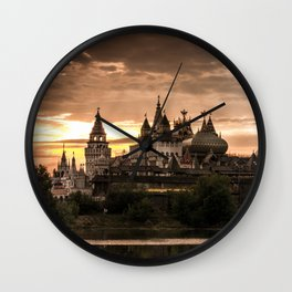 Dreamcastle Wall Clock