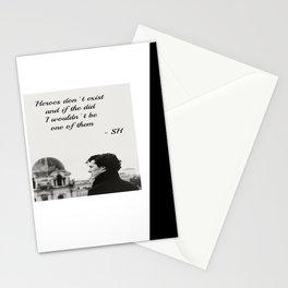 Sherlock Season 2 Stationery Cards