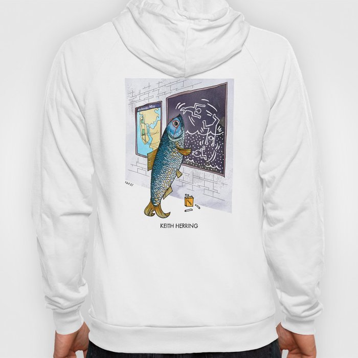 Keith Herring Hoody