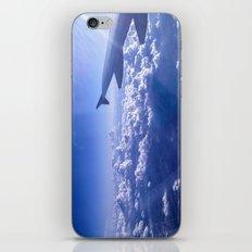 plane iPhone Skin
