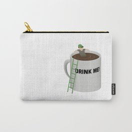 Coffee Pool - Drink Me! Carry-All Pouch