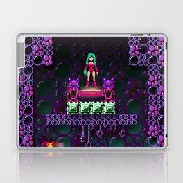 Metroid - Justin Bailey Laptop & iPad Skin