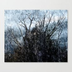Winter thing Canvas Print