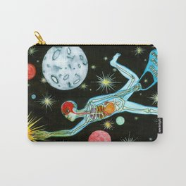 Illusion of existence Carry-All Pouch